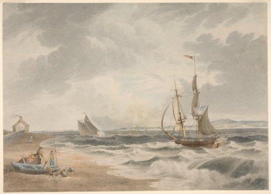 bedloe's island